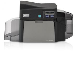Fargo DTC4250e Single-Sided Card Printer with Ethernet